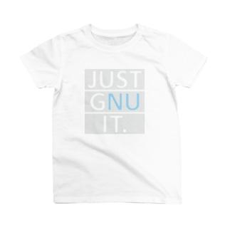 JUST GNU IT. T-shirts
