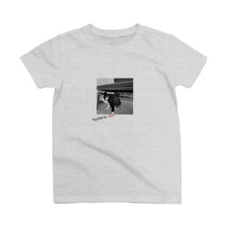 ぼんぼんたぬき T-shirts
