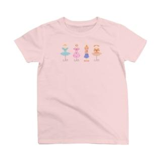 バレエ衣装 トルソー T-Shirt