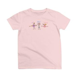 アン・ドゥ・トロワ T-shirts