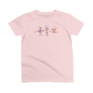アン・ドゥ・トロワ T-Shirt