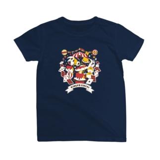 サーカス金魚 T-shirts