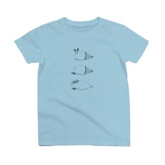 バニざらし T-shirts