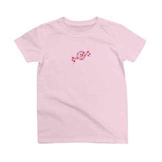 イチゴキャンディポメ T-shirts