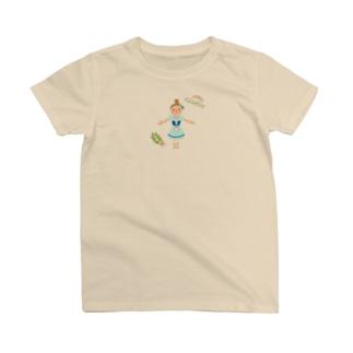 ジゼル お人形 T-shirts