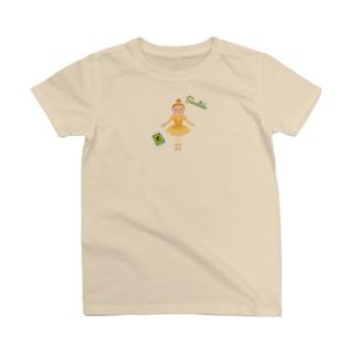 スワニルダ お人形 T-shirts
