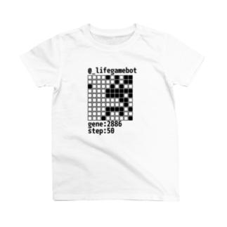 @_lifegamebot g:2886 s:50 T-shirts