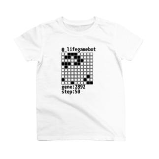 @_lifegamebot g:2892 s:50 T-shirts