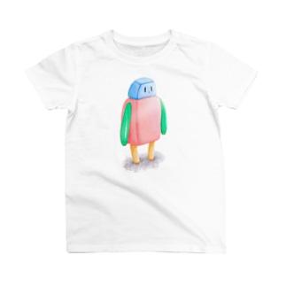 消しゴムロボットZ T-shirts