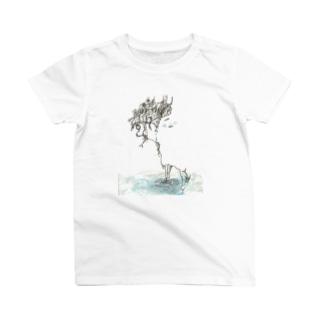 思考 T-shirts