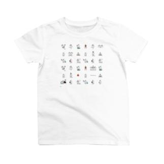 はりねずみのトットォ T-shirts