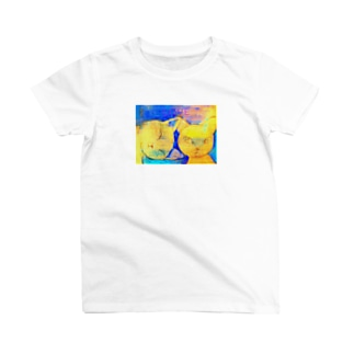 Love love愛ラブ T-shirts