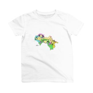 四国 T-shirts