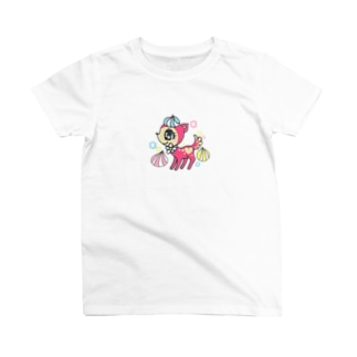 ピンクバンビ T-shirts