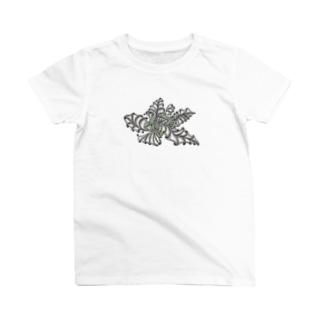原生葉 T-shirts