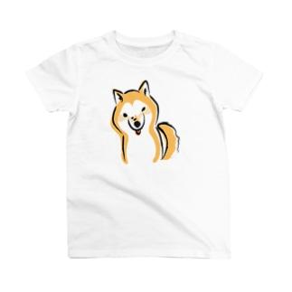 ベロ出し嬢ちゃんりくちゃびん T-shirts