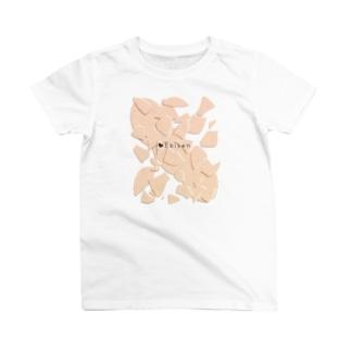 不揃いえびせん T-shirts