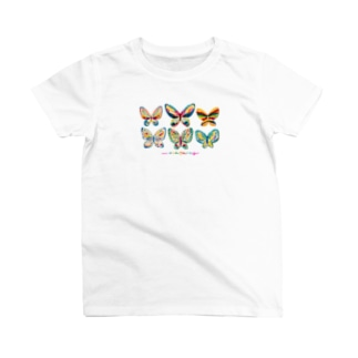 my colors 🦋 T-shirts