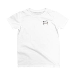ふぁーこのおもいで市場のカラーver)ありがとうが伝えられるTシャツ T-Shirt