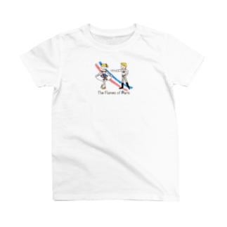 バレエ パリの炎 T-shirts