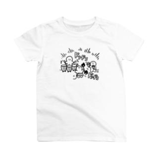 ドンドコドンドコ T-shirts
