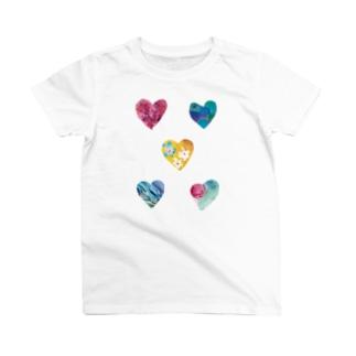 ハート2020 T-shirts