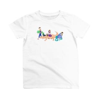 ワニ・コブラ・カメレオン T-shirts