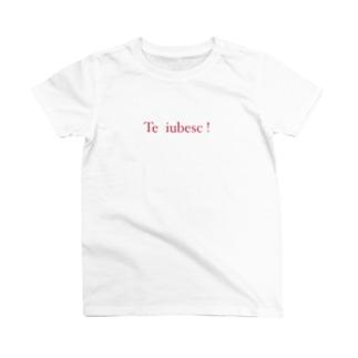 愛してるTシャツ T-shirts