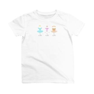 バレエ衣装 トルソー T-shirts
