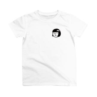 みよこちゃん【ワンポイント】 T-shirts