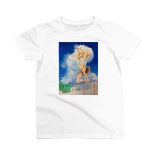飛び込めプール T-shirts