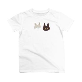ねこず T-shirts