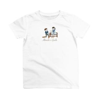 アルブレヒトとジゼル T-shirts