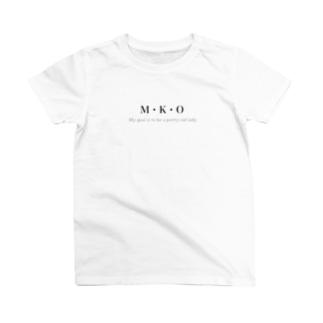 目指すは可愛いおばあちゃん T-shirts
