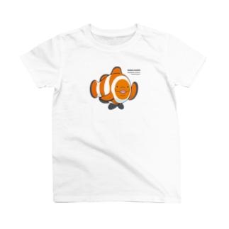 クマノミちゃん T-shirts