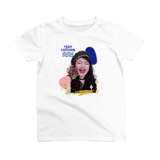 team♡ドルちゃん♡ Young forever ♡ T-shirts