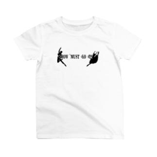 バレエシルエット (ドンキホーテ) T-shirts