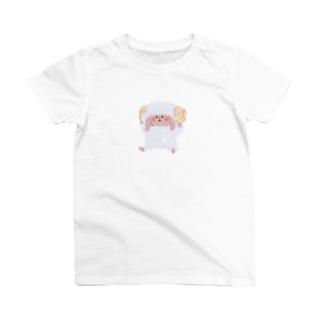 ひつじなミミィTシャツ 【Cherrymimmy】 T-shirts