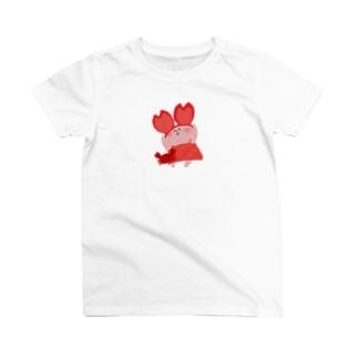 かにかになミミィTシャツ 【Cherrymimmy】 T-shirts