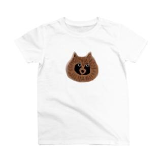 EZO TANUKI original T-shirts