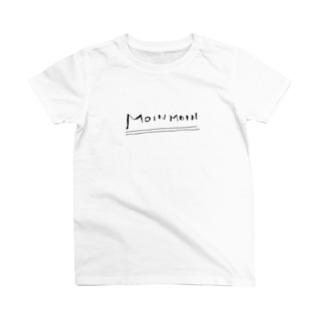 MOINMOIN T-shirts