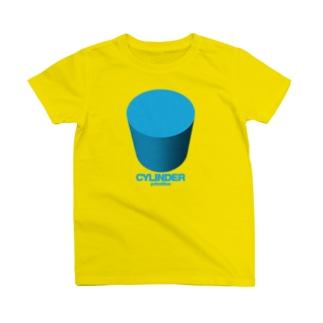 CYLINDER primitive T-shirts