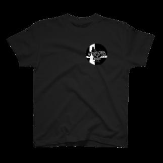 クロマキバレットのクロブラ Tシャツ