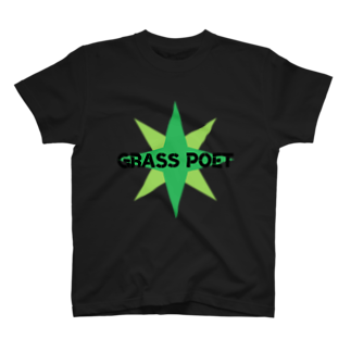 TRAUMATICのGrass Poet TEE T-shirts