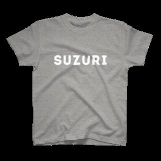 あたかのSUZURIのSUZURIロゴ Tシャツ