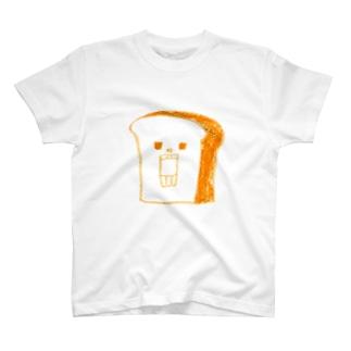 パンのパー Tシャツ