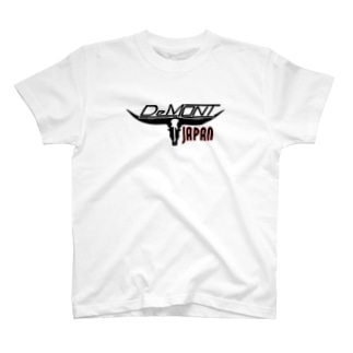 Japan DeMont Logo Tシャツ