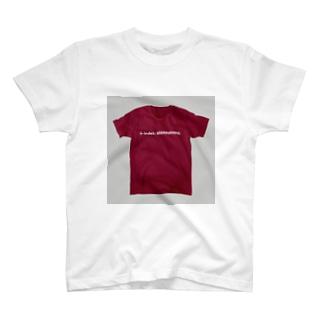 T-shirts for @yuta25 Tシャツ