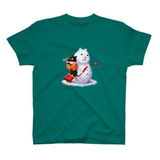 トモダチ出来た Tシャツ