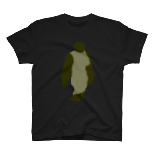 ngyのせなか Tシャツ